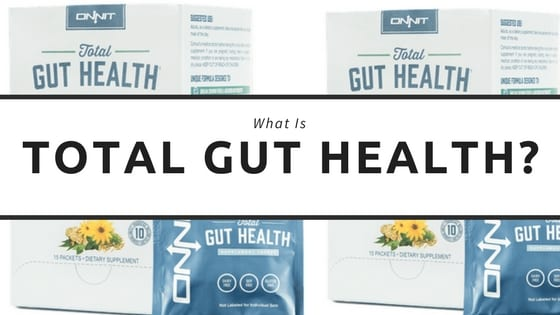total gut health onnit packets