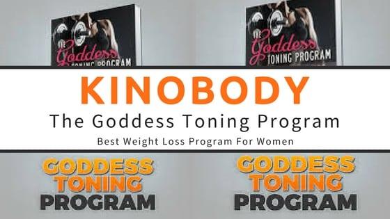 kinoboyd goddess toning program logo