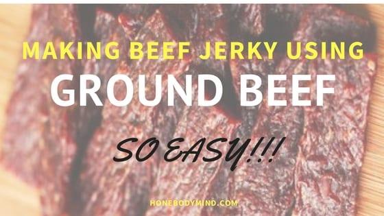 ground beef jerky
