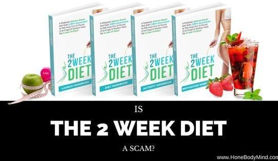 two week diet logo