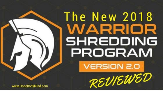 kinobody warrior shredding 2.0 review