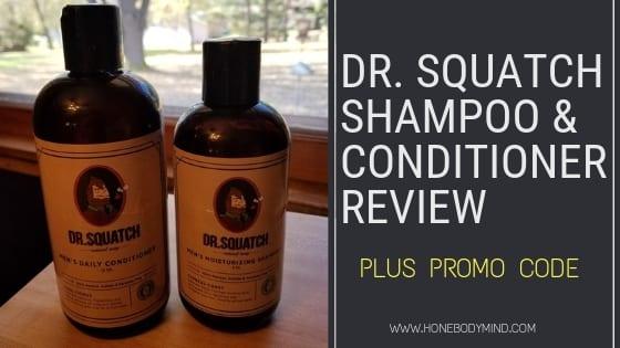 dr squatch shampoo and conditioner promo code
