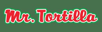 mr. tortilla red logo