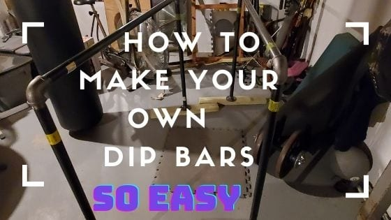 dip bars made from pipe