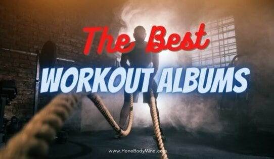 5 best workout albums